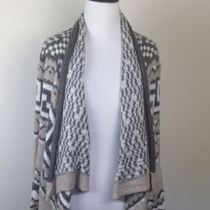 Abercrombie & Fitch Open Front Cardigan M/L